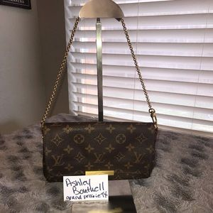 Authentic LV Favorite PM